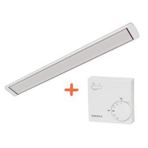 Алмак ИК-11 Белый + терм. Eberle RTR-E 6163