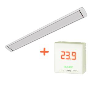 Алмак ИК-11 Белый + терм. Almac IMA-1.0
